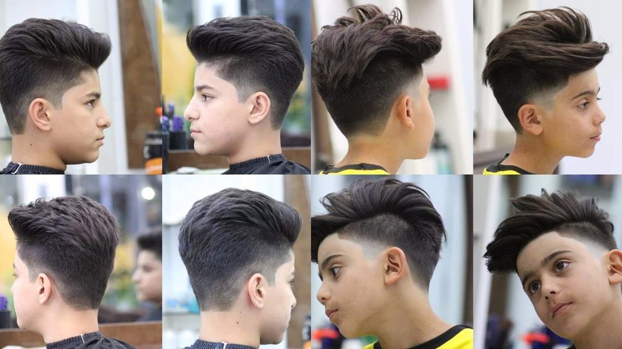 Top Attractive Haircuts For Boys For 2018 Akiyo Jewelry