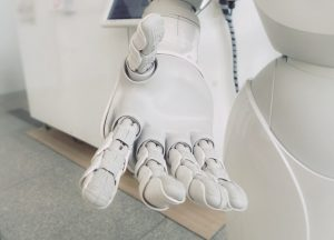 IoT and Robots in Manufacturing Automation