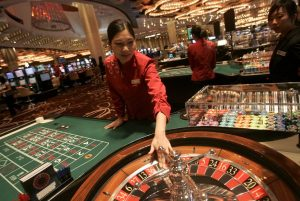 The psychological aspect of gambling and slot machines
